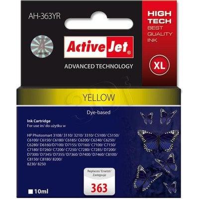 ActiveJet AH-363YR (AH-773) tusz yellow do drukarki HP (zamiennik HP 363 C8773EE)