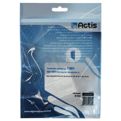 Actis KE-1811 tusz czarny do drukarki Epson (zamiennik Epson T1811) Standard