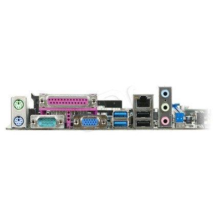 MSI H81M-P32L Intel H81 LGA 1150 (PCX/VGA/DZW/GLAN/SATA/USB3/DDR3) mATX