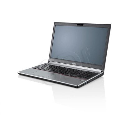 "Fujitsu LIFEBOOK E756 i5-6200U 8GB 15,6"" FHD 500+8GB HD 520 Win7P W10P Srebrny 2 y"