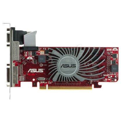 ASUS AMD Radeon HD5450 1024MB DDR3/64bit DVI/HDMI PCI-E (650/1200) (Low Profile) (chłodzenie pasywne)