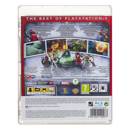 Gra PS3 Lego Marvel Super Heroes Essentiials
