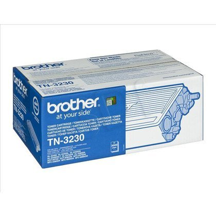 BROTHER Toner Czarny TN3230=TN-3230, 3000 str.