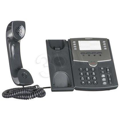 LINKSYS SPA501G TELEFON VoIP 2xRJ45/8 linii