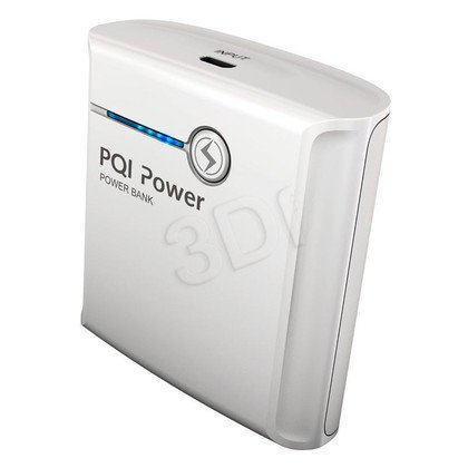 i-POWER PQI 5200 POWER BANK 5200mAh 2xUSB Biały