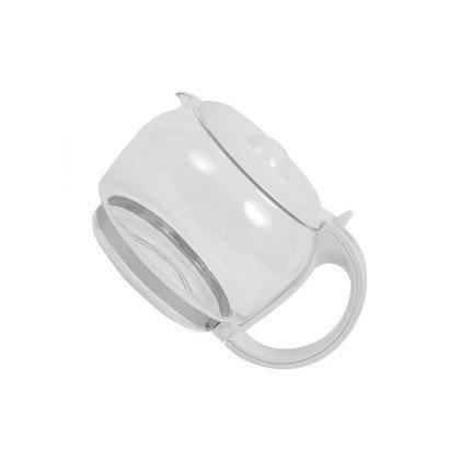 Biały szklany dzbanek do ekspresu do kawy (4055110037)