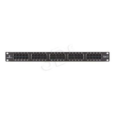 ALANTEC Patch panel ISDN 50 portów LSA kat.3