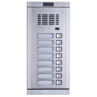 Panel domofonowy WL-02NE-8 Zewnętrzny z 8 przyciskami