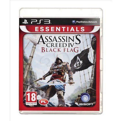 Gra PS3 Assassins Creed 4 Black Flag ESSENTIALS