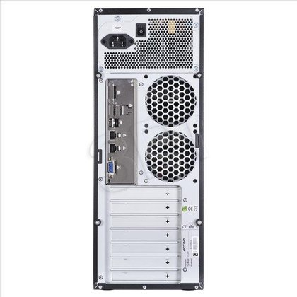 Actina SOLAR E 100 S6 i3-4130/4GB/1*500GB/4FS-400W