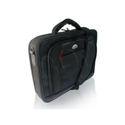 TORBA NOTEBOOK NATEC ALLIGATOR BLACK 15,4""