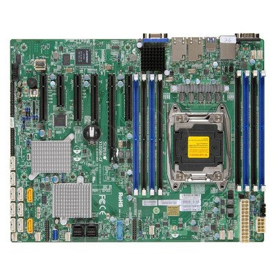 Supermicro Płyta główna serwerowa MBD-X10SRH-CF-O LGA 2011 ATX