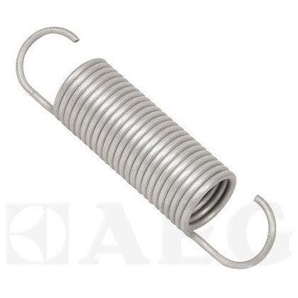 Elementy obudowy do suszarek bęb Sprężyna naciągu paska do suszarki Electrolux (1258474004)