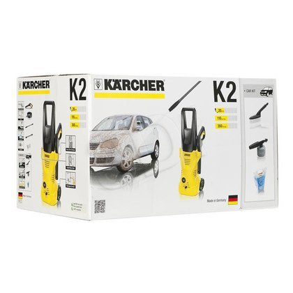 Karcher Myjka wysokociśnieniowa K2 Samochód 1.673-228