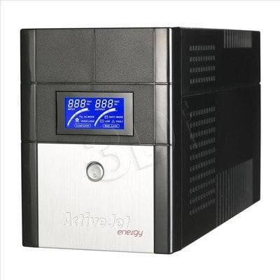 ActiveJet UPS AJE-1500 Sinus LCD