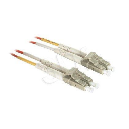 ALANTEC patchcord światłowodowy MM LSOH 3m LC-LC duplex 50/125 pomarańczowy