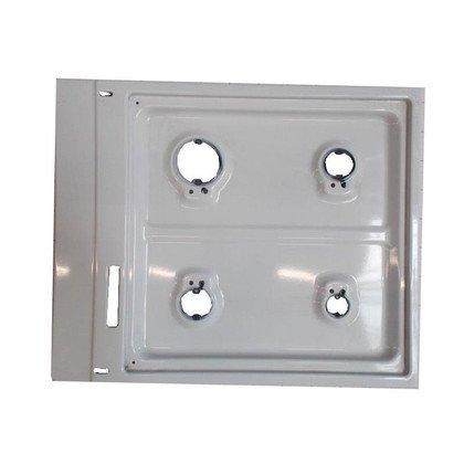 Płyta gazowa biała 4-palnikowa zabezpieczenie +zapalacz (9004459)