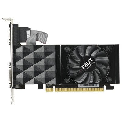 PALIT GeForce GT 730 2048MB DDR3/128bit DVI/HDMI PCI-E (700/1400)