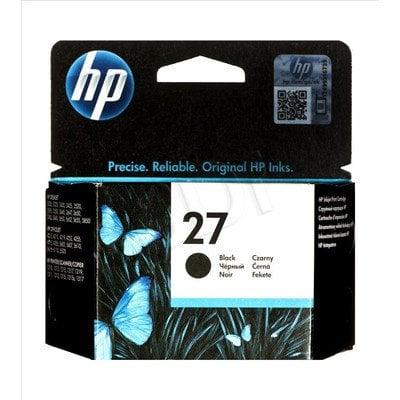 HP Tusz Czarny HP27=C8727AE, 220 str., 10 ml