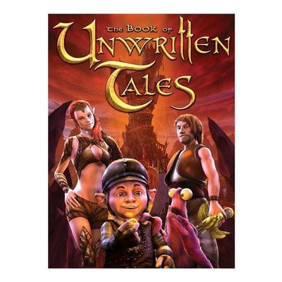 Gra PC The Book of Unwritten Tales: The Critter Chronicles (klucz do pobrania)
