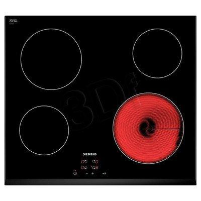 Płyta Ceramiczna Siemens ET651HE17E (4-polowa Czarny)