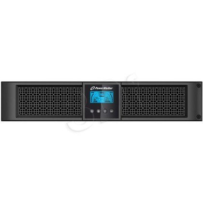 "POWER WALKER UPS LINE-INTERACTIVE 2000VA 8XIEC, LCD, RACK19"", RJ11/RJ45, USB/RS-232"