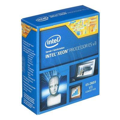 Procesor Intel Xeon E5-2603 v3 1600MHz 2011-3 Box