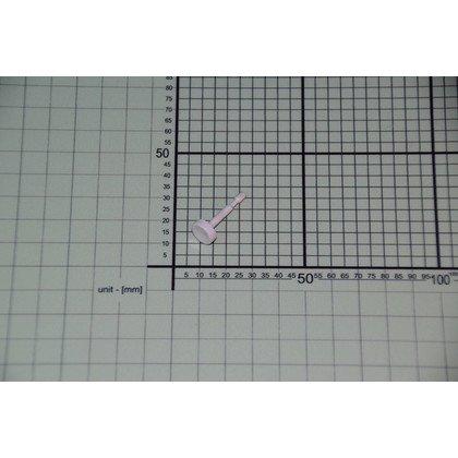 Przycisk 22,8mm biały 13126-172 (8006733)