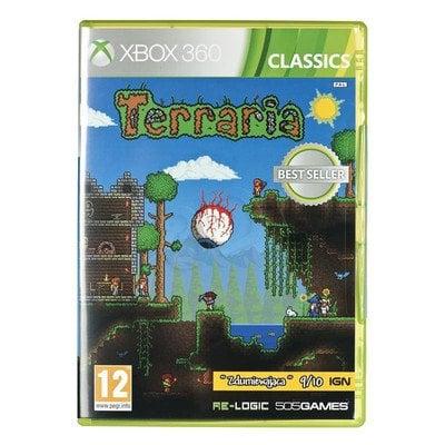 Gra Xbox 360 Terraria