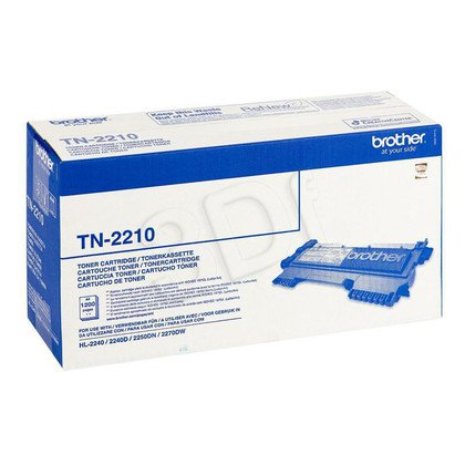 BROTHER Toner Czarny TN2210=TN-2210, 1200 str.