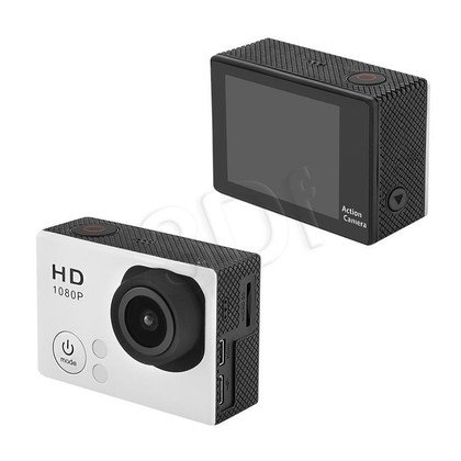 Kamera sportowa Qoltec 50216 Full HD Szaro-czarny