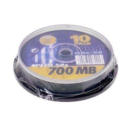 CD-R Platinum 700MB/80MIN 52xSpeed (Cake 10szt)