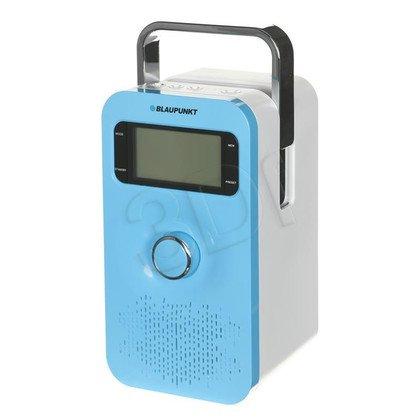 Radioodtwarzacz Blaupunkt PP10BL Niebiesko-białe