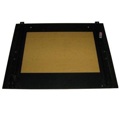 Szyba drzwi do piekarnika Amica zewnętrzna 59.5x46 cm (9040379)