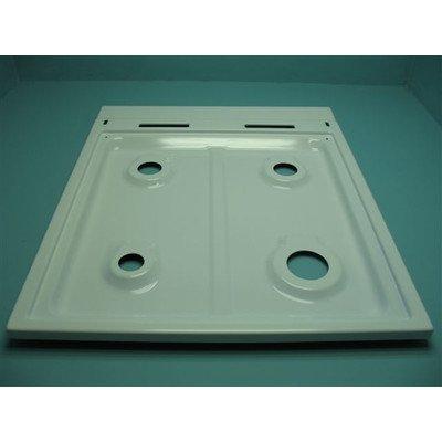 Płyta gazowa biała AX (9013542)