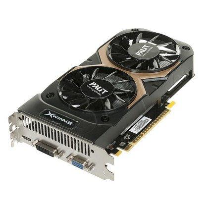 PALIT GF GTX750Ti 2048MB DDR5/128b D/mH StormX Dual