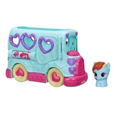 PLA MLP PLAYSKOOL MY LITTLE PONY AUTOBUS PRZYJAZNI RAINBOW DASH HASBRO B1912