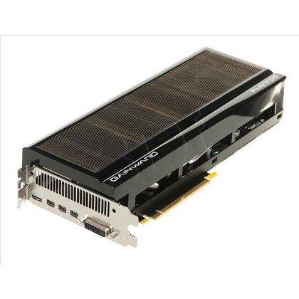 GAINWARD GeForce GTX 980 4096MB DDR5/256bit DVI/HDMI/DP PCI-E (1304/7200) (chłodzenie systemu Phantom)