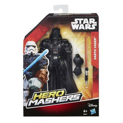 SW STAR WARS E7 HERO MASHERS FIGURKA 15CM (DARTH VADER) B3656