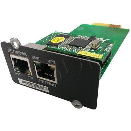 POWER WALKER MODUŁ SNMP DLA UPS VI RT LCD / VFI RT/T LCD, VFI 3/1