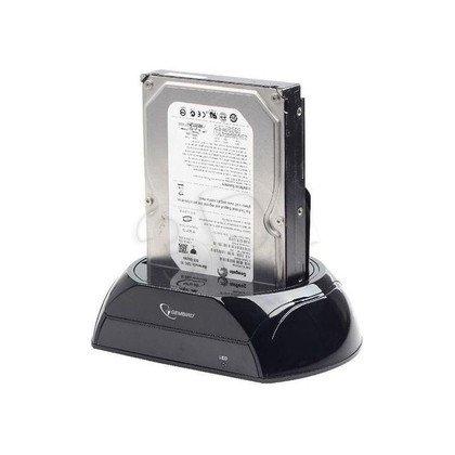GEMBIRD STACJA DOKUJĄCA HDD SATA 2.5/3.5 USB 3.0 + ZASILACZ HD32-U3S-2