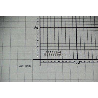 Sprężyna zatrzasku pokrywy (1016444)