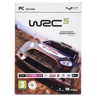 Gra PC WRC 5