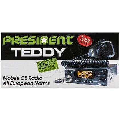 Radio CB PRESIDENT TEDDY ASC