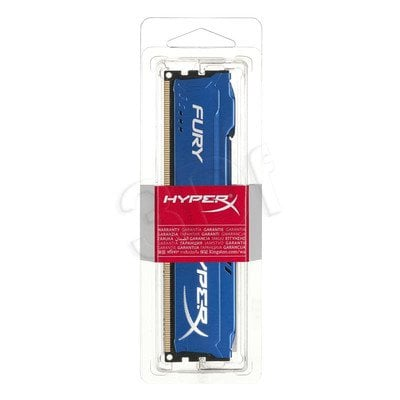 KINGSTON HyperX FURY DDR3 4GB 1333MHz HX313C9F/4
