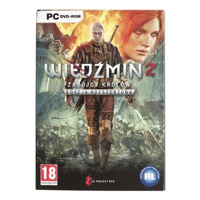 Gra PC Wiedzmin 2 Edycja Rozszerzona