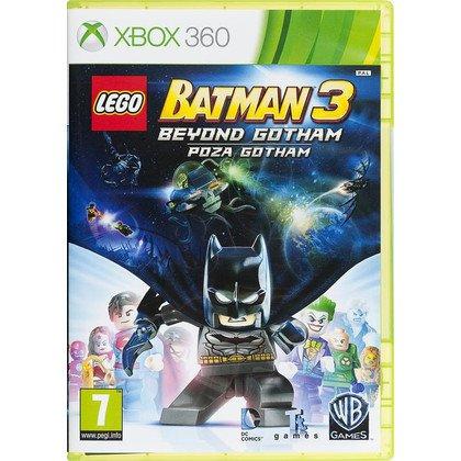Gra Xbox 360 LEGO Batman 3 Poza Gotham