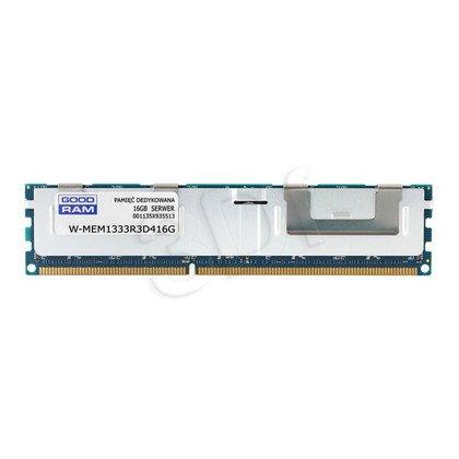 GOODRAM 16GB DDR3 ECC REG 1333MHz W-MEM1333R3D416G