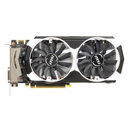 MSI GeForce GTX 960 2048MB DDR5/128bit DVI/HDMI/DP PCI-E (1178/7010) (ARMOR 2X Thermal Design)