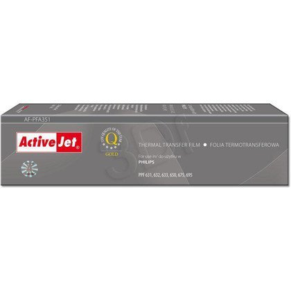ActiveJet AF-PFA351 folia kopiująca do faksu Philips (zamiennik PFA351)